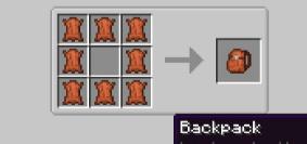 Скачать MrCrayfish's Backpacked для Minecraft 1.16