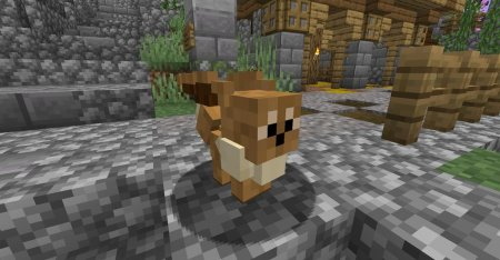 Скачать Anime Pets для Minecraft 1.15
