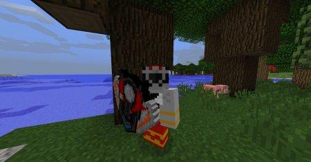 Скачать LiasDan's Super Sentai для Minecraft 1.12.2