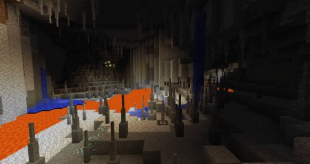 Скачать YUNG's Better Caves для Minecraft 1.16