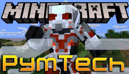 Скачать PymTech для Minecraft 1.16.3