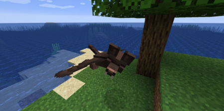 Скачать Direbats для Minecraft 1.16.2