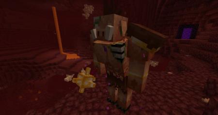 Скачать Villagers and Monsters для Minecraft 1.15