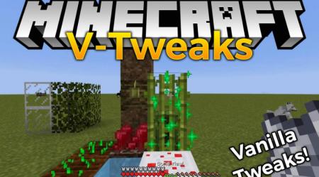 Скачать V-Tweaks для Minecraft 1.16.2