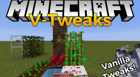 Скачать V-Tweaks для Minecraft 1.16.3