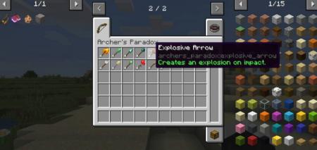 Скачать Archer's Paradox для Minecraft 1.16.3