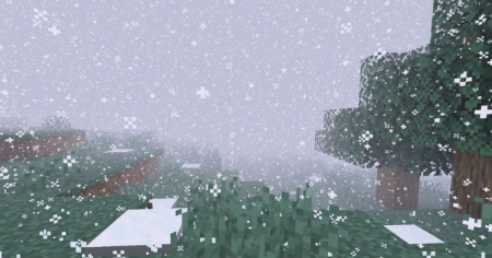 Скачать Primal Winter для Minecraft 1.16