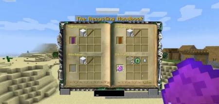 Скачать Corail Recycler для Minecraft 1.15.2
