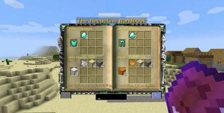 Скачать Corail Recycler для Minecraft 1.16.3