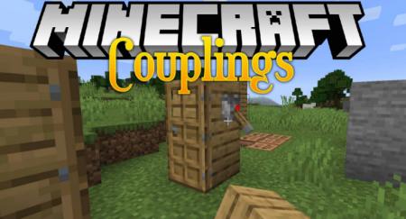Скачать Couplings для Minecraft 1.15