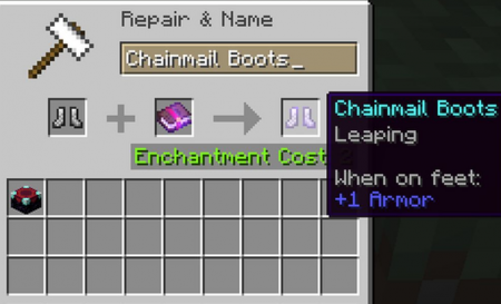 Скачать Leap для Minecraft 1.16.4