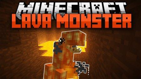 Скачать Lava Monsters для Minecraft 1.16.3