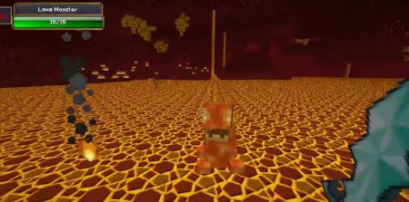 Скачать Lava Monsters для Minecraft 1.16.4