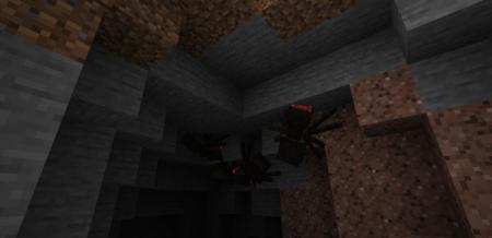 Скачать Spiders 2.0 для Minecraft 1.16.4