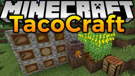 Скачать TacoCraft для Minecraft 1.16.4