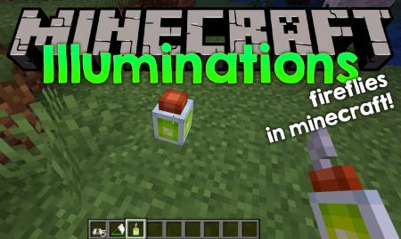 Скачать Illuminations для Minecraft 1.16