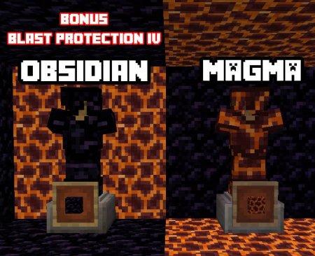 Скачать Extra Armor для Minecraft 1.16.3