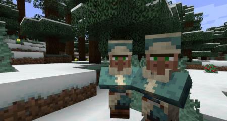 Скачать Wandering Trapper для Minecraft 1.16.3
