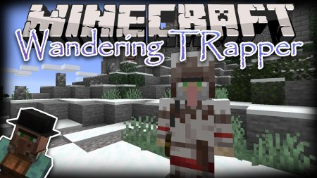 Скачать Wandering Trapper для Minecraft 1.16.4