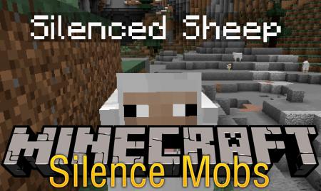 Скачать Silence Mobs для Minecraft 1.16