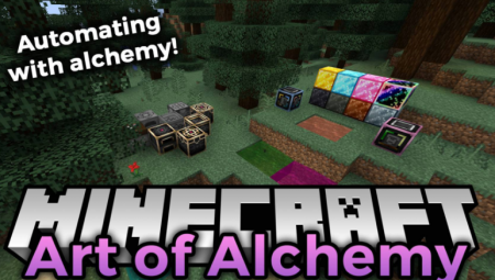 Скачать Art of Alchemy для Minecraft 1.16.4