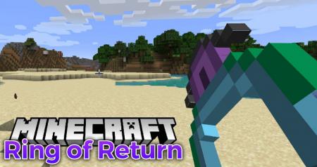 Скачать Ring of Return для Minecraft 1.16.3