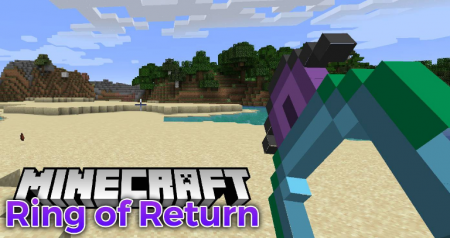 Скачать Ring of Return для Minecraft 1.16.4
