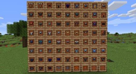 Скачать Dungeons Gear для Minecraft 1.16.4
