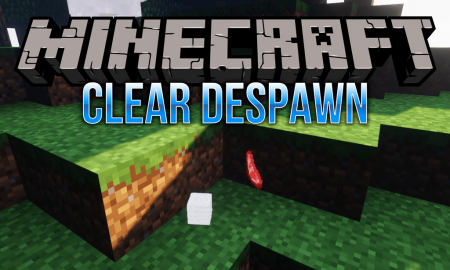 Скачать Clear Despawn для Minecraft 1.16.2