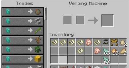 Скачать lupicus's Vending Machine для Minecraft 1.16.4
