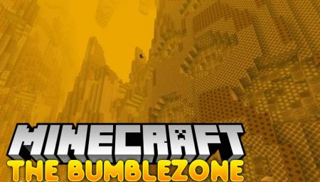 Скачать The Bumblezone для Minecraft 1.16.3