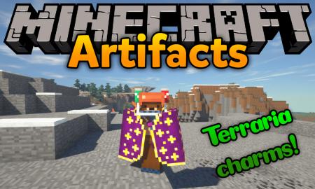 Скачать Artifacts для Minecraft 1.16.4