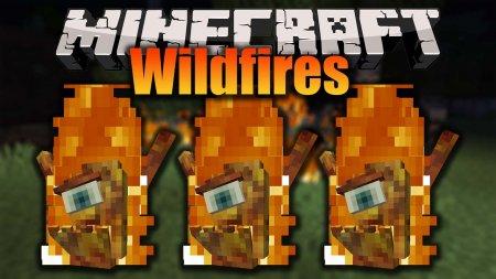 Скачать Wildfires для Minecraft 1.16.3
