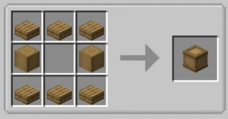 Скачать Krate для Minecraft 1.16