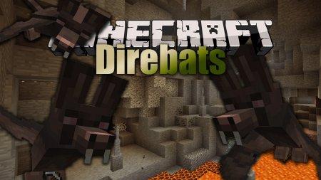 Скачать Direbats для Minecraft 1.16