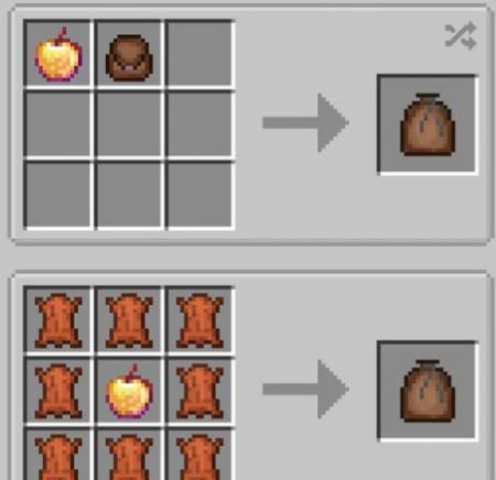 Скачать Food Pouches для Minecraft 1.16.3
