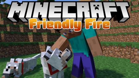 Скачать Friendly Fire для Minecraft 1.16.4