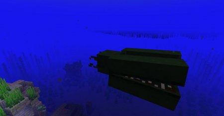 Скачать Ocean Depths Monster для Minecraft 1.16.4