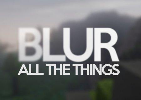 Скачать Blur для Minecraft 1.16.4