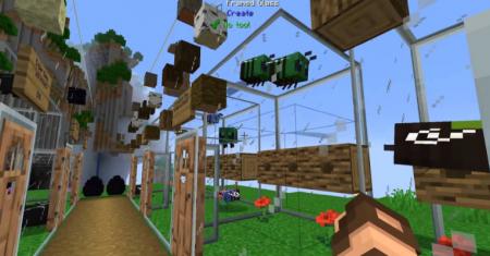 Скачать Productive Bees для Minecraft 1.16.4