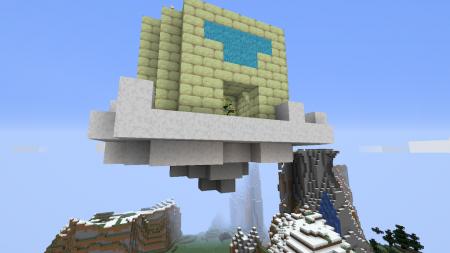 Скачать Nuggets Dungeons для Minecraft 1.15