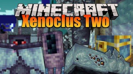 Скачать Xenoclus Two для Minecraft 1.15