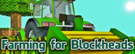 Скачать Farming for Blockheads для Minecraft 1.16.4