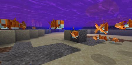 Скачать Biome Makeover для Minecraft 1.16
