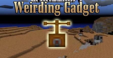 Скачать Weirding Gadget для Minecraft 1.16.3