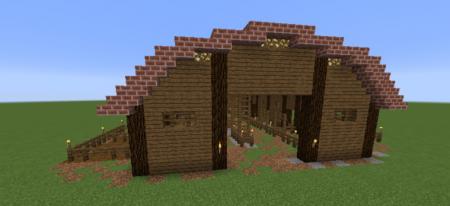 Скачать Prefab для Minecraft 1.16