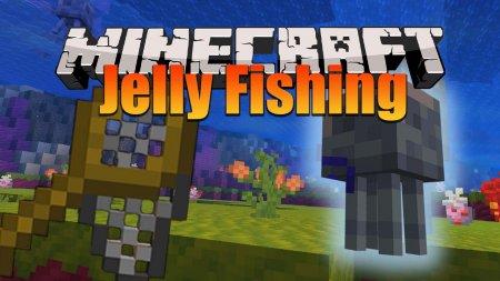 Скачать Jelly Fishing для Minecraft 1.16.4