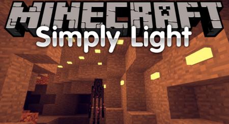 Скачать Simply Light для Minecraft 1.16.4