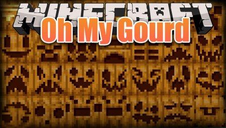 Скачать Oh My Gourd для Minecraft 1.16