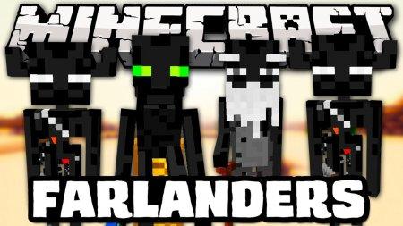 Скачать The Farlanders для Minecraft 1.16.4